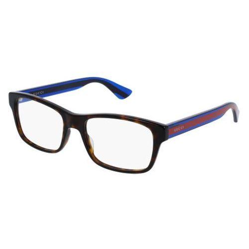Okulary korekcyjne gg0006o 007 marki Gucci