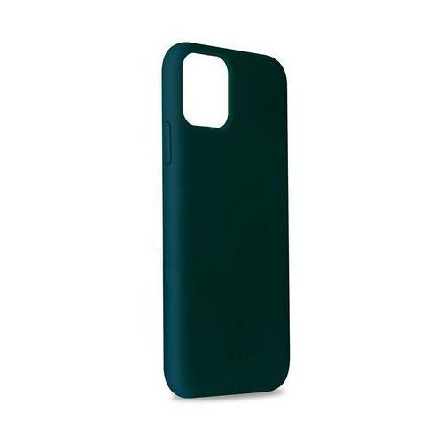 Puro Icon Cover Etui Obudowa do iPhone 11 Pro (Ciemnozielony), kolor zielony
