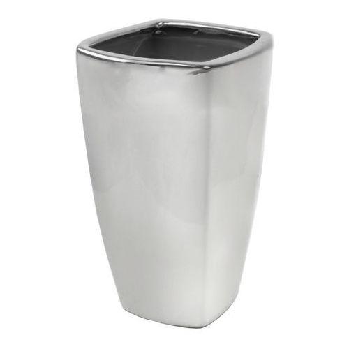 Donica Camila 29 x 57 cm srebrna