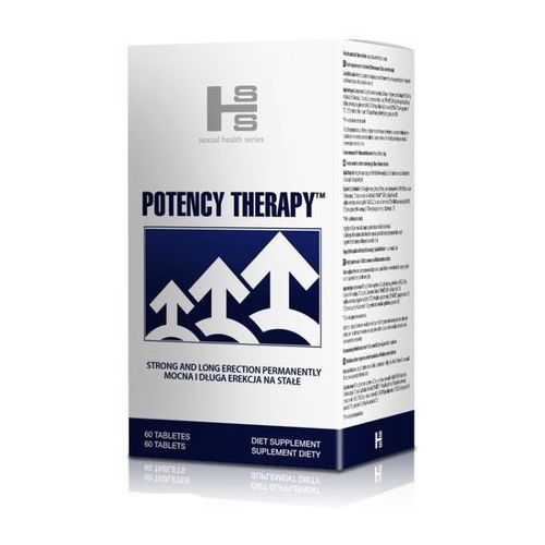 Sexual health series (gb) Potency therapy - hit na erekcję - 60 tab.   100% dyskrecji   bezpieczne zakupy