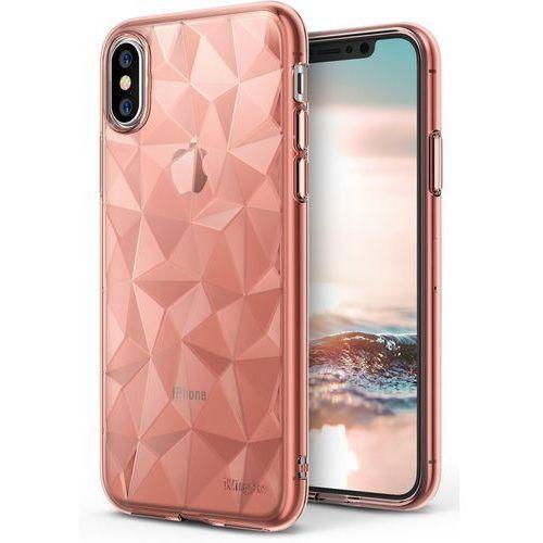 Ringke Etui prism air iphone xs/x 5.8 rose gold