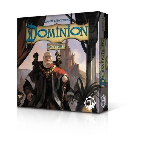 Dominion: złoty wiek gfp marki Games factory publishing