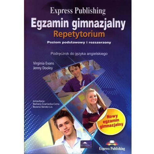 Egzamin Gimnazjalny Repetytorium Klucz Odpowiedzi, Express Publishing/Egis