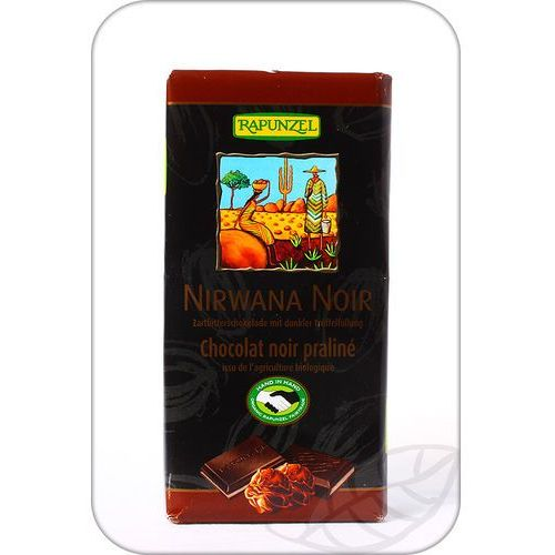 Rapunzel: czekolada nirvana truflowa BIO - 100 g (4006040202844)