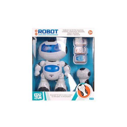 ROBOT ZDALNIE STEROWANY EDU AGENT BINGO (5901811113918)