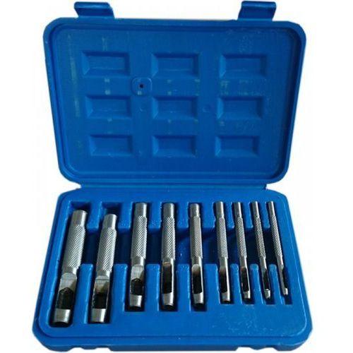 Wybijak otworów w miękkich materiałach DEDRA 07B009 (9 elementów) (5902628070531)