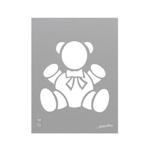 Szablon samoprzylepny niedźwiedź xs nr 006 marki Jeger