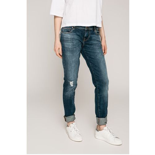 - jeansy starlet marki Guess jeans