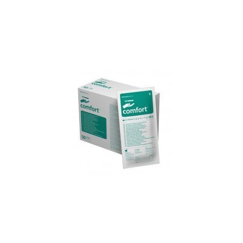 Rękawice lateksowe sterylne COMFORT 7,0
