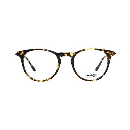 Okulary Korekcyjne Woodys Barcelona Tiger 02
