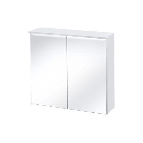Szafka wisząca z lustrem + LED 80 cm kolekcja Active Comad