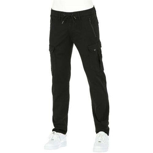 spodnie REELL - Cargo Tech Pant Flex Black (FLEX BLACK)