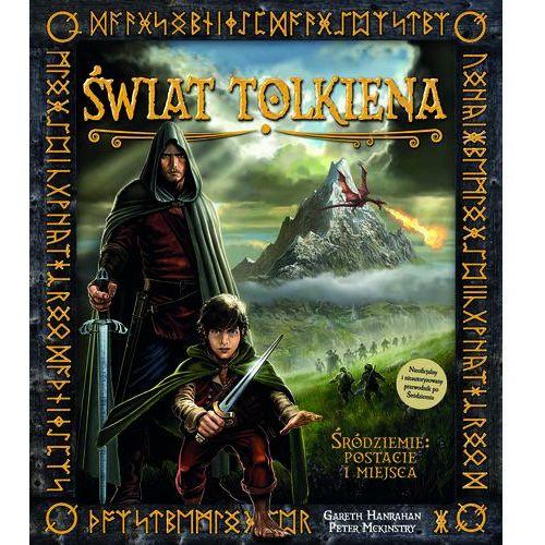 Świat Tolkiena Śródziemie Postacie i miejsca (80 str.)