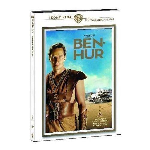 Ben Hur (DVD) - William Wyler DARMOWA DOSTAWA KIOSK RUCHU (7321910311479)
