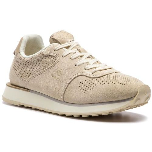 Gant Sneakersy - lindsey 18533406 macadamia brown g482
