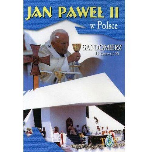 Fundacja lux veritatis Jan paweł ii w polsce 1999 r - sandomierz - dvd