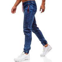Red fireball Spodnie jeansowe joggery męskie granatowe denley y269b
