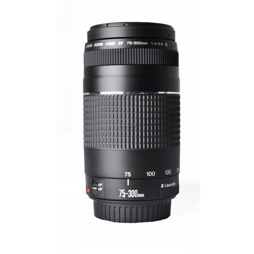 CANON 75-300 DC III do 700D 750D 1200D