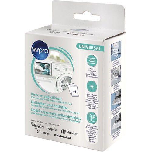Środek czyszcząco - odkamieniający WPRO DES618 do pralek i zmywarek, 1_689966