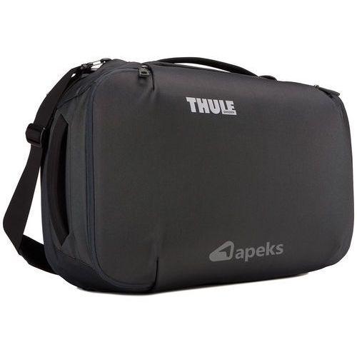 Thule subterra carry-on 40l torba podróżna podręczna / plecak / laptop 15,6'' / dark shadow - dark shadow