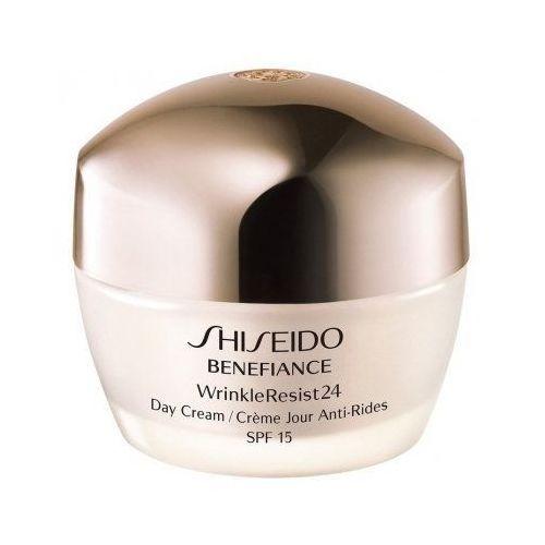 benefiance wrinkle resist 24 day cream (w) krem do twarzy na dzień 50ml marki Shiseido