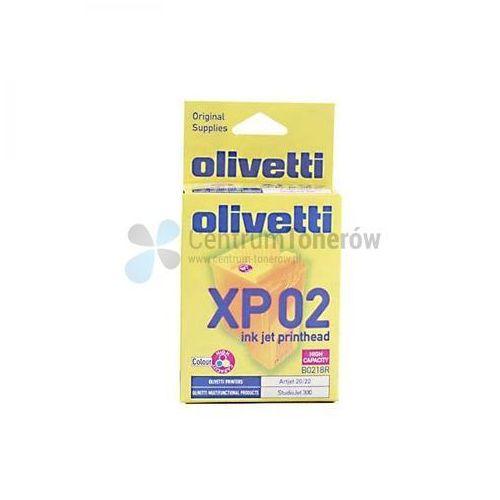 oryginalna głowica drukująca b0218, color, 460s, olivetti artjet 20, 22, studio jet 300, xp02 marki Olivetti