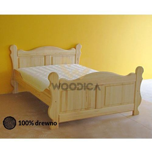 Łóżko stylowe 180x200 marki Woodica