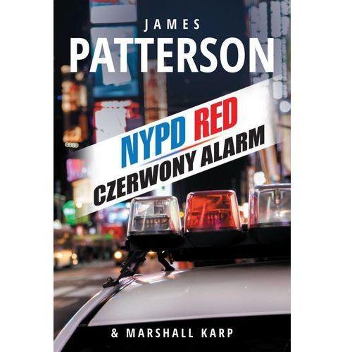 Czerwony alarm - James, Marshall Patterson,Karp (MOBI) (2018)