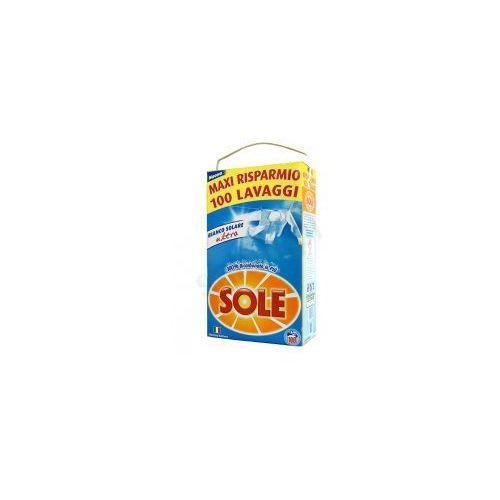 SOLE Bianco Ultra - Włoski proszek do prania białych ubrań (6,5 kg - 100 prań), 893C-5459F_20160616134122