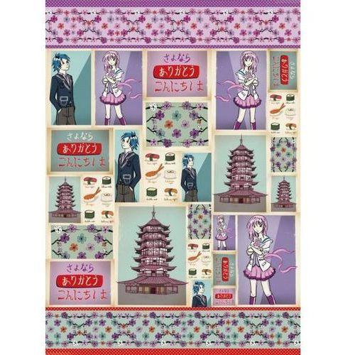 Stamperia Papier klasyczny do decoupage 50x70 cm - 416