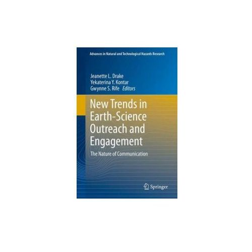 New Trends in Earth-Science Outreach and Engagement (9783319018201)
