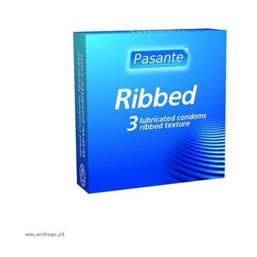 Pasante (uk) Pasante - ribbed (1 op. / 3 szt.)