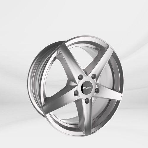 """Ronal Felgi aluminiowe 16"""" 5x114.3 r41 – srebrny (4053881100280)"""