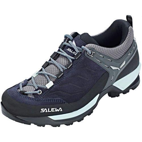 Salewa ws mtn trainer buty wspinaczkowe premium navy/subtle green (4053865859654)