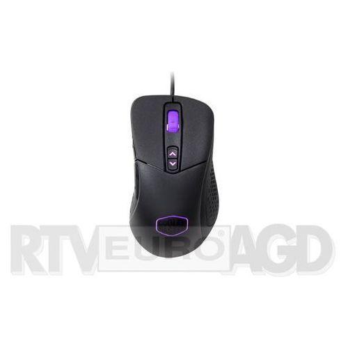 Cooler master Mysz dla graczy mastermouse mm530 12000dpi rgb czarna (4719512060339)