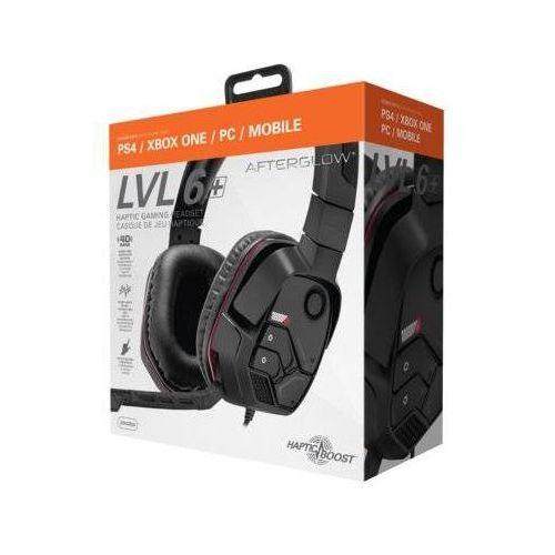 Pdp Zestaw słuchawkowy afterglow lvl 6+ do pc/ps4/xbox one (0708056061678)