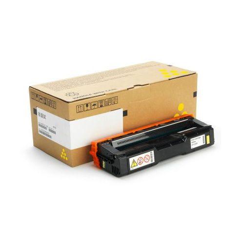 Ricoh toner yellow 6000 wydrukow sp c252dn/c252sf (407719) darmowy odbiór w 20 miastach!