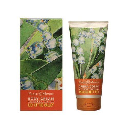 Frais Monde Body Cream Thermal Salts Lily Of The Valley 200ml W Krem do ciała, kup u jednego z partnerów