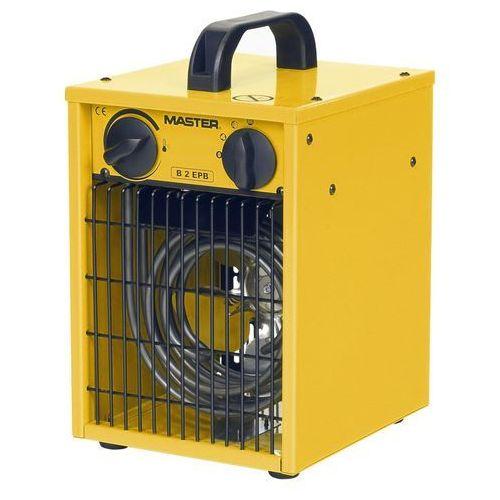 MASTER B 2 EPB NAGRZEWNICA ELEKTRYCZNA NADMUCHOWA 2,0 kW - RATY 0% - DOSTAWA GRATIS