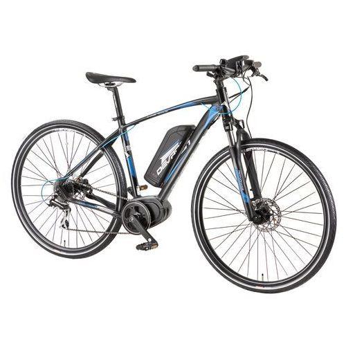 """Crossowy rower elektryczny 28163 28"""" - model 2017, 19"""" marki Devron"""