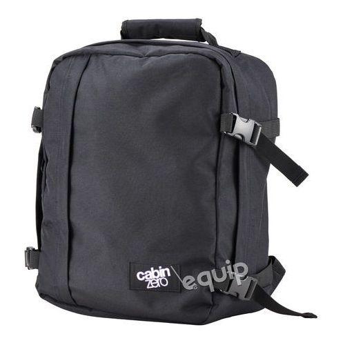 Plecak torba podręczna  mini wizzair - absolute black marki Cabinzero
