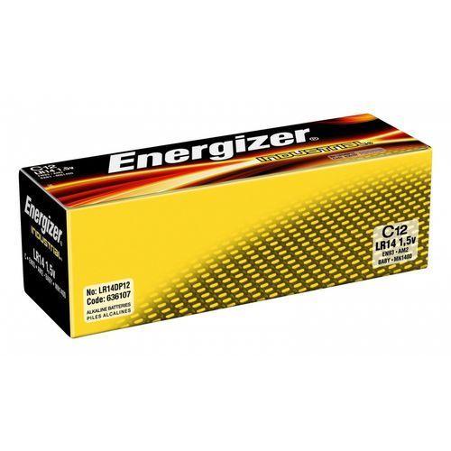 12 x bateria alkaliczna Energizer Industrial LR14 C, EN93