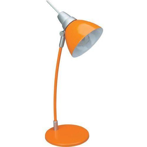 Lampa stołowa jenny 92604/07, e14 x 1, 40 w, 230 v, (Øxw) 15 cmx43 cm, pomarańczowy marki Brilliant