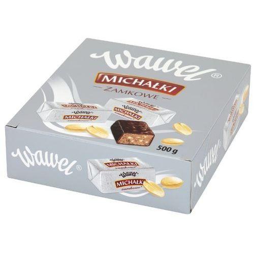 WAWEL 500g Michałki Zamkowe Cukierki w czekoladzie | DARMOWA DOSTAWA OD 150 ZŁ!