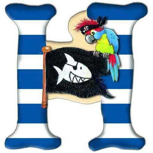 Litera H Captn Sharky (4029753204806)