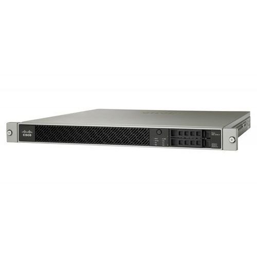 ASA 5545-X with SW, 14GE Data, 1GE Mgmt, 2AC, 3DES/AES (ASA5545-CU-2AC-K9)