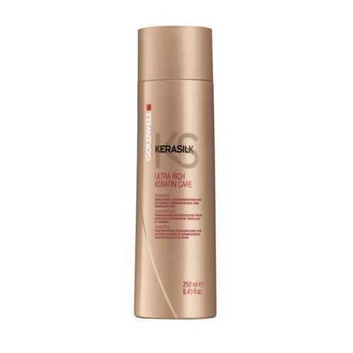 GOLDWELL Kerasilk KS Ultra Rich Keratin Care Szampon do włosów 250ml