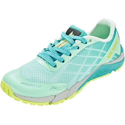 Merrell mlgirls bare access flex gkgt obuwie do biegania neutralne mint