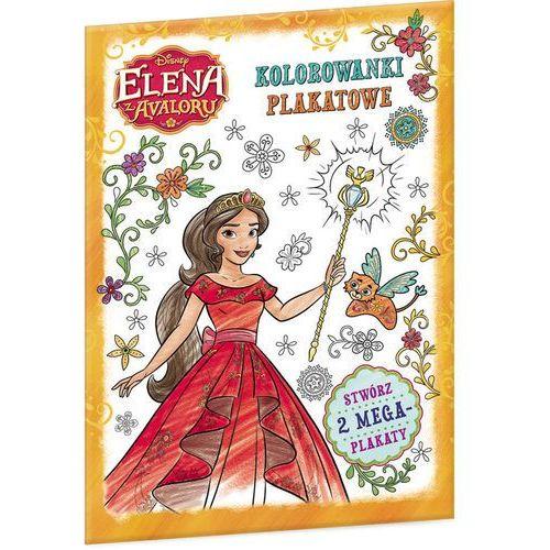 Elena z avaloru kolorowanki plakatowe - od 24,99zł darmowa dostawa kiosk ruchu marki Ameet