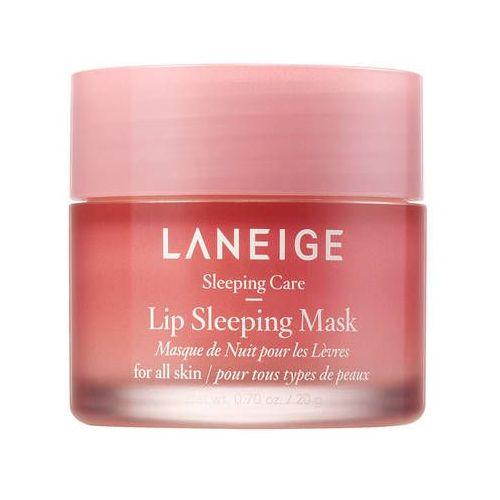 Sleeping Mask Lip - Intensywnie regenerująca nocna maseczka do ust